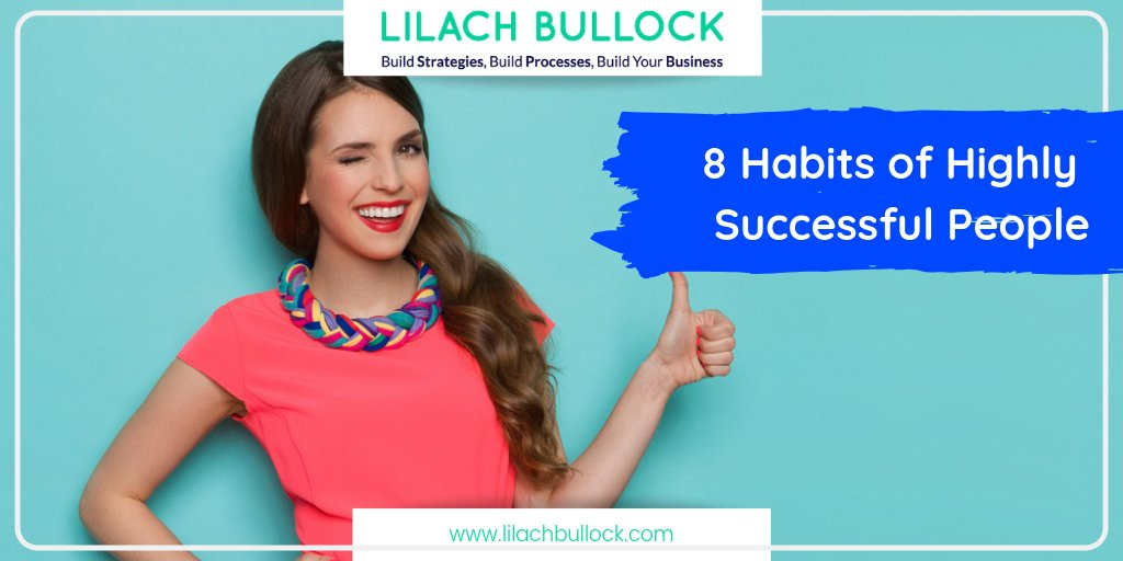 What are the most common habits of highly successful people?   Read on for an analysis on the habits of successful people and how you can apply to yourself.   Via @lilachbullock   #successtips  https://buff.ly/2NQ5oYHpic.twitter.com/FE45R4K8DW