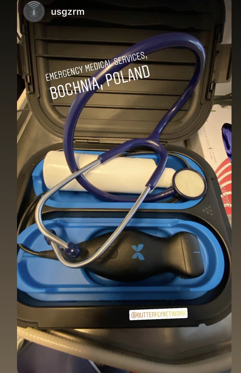 Ok, #Poland! Hey please let me know all the countries out there enjoying their ⁦@ButterflyNetInc⁩ #ButterflyIQ. Different rewards for different folks. I measure success in the lives we help around the globe. Yes ⁦⁦@elonmusk⁩ outer space soon.pic.twitter.com/mbVHsScmBb
