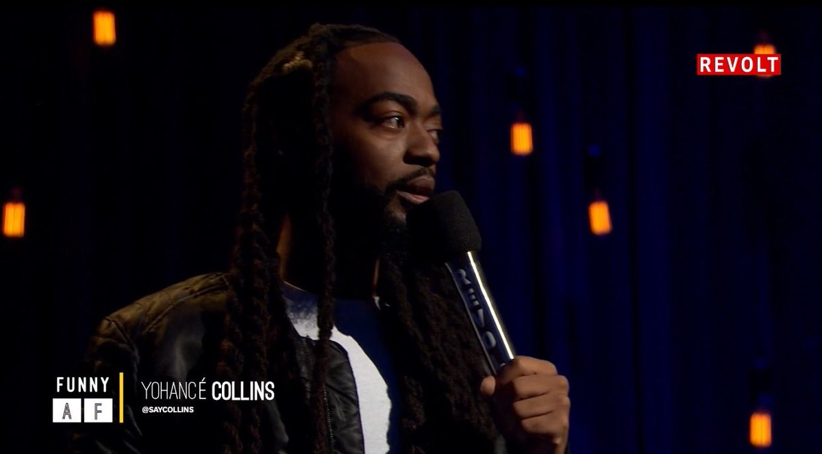 Make sure y'all catch  @saycollins on that @revolttv at 10:00 pm pic.twitter.com/TmQI2c6Pim
