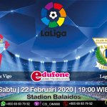 Image for the Tweet beginning: #prediksibola Celta de Vigo vs