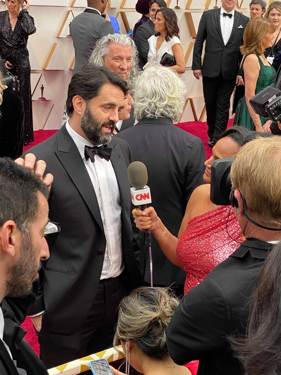 #BelowtheLine was at the 2020 Oscars! We cover the event from both sides of the curtain: crew and nominee. Hear their stories at http://belowtheline.biz or wherever you get podcasts #setlife #filmcrew #hollywood #filmindustry #moviemaking #FilmTwitter #Oscars2020 #AcademyAwardspic.twitter.com/UTFYdu859E