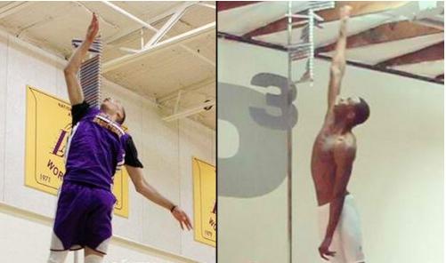 都是彈跳達人,那麼Wiggins和LaVine誰跳的更高?枸杞哥給出答案!