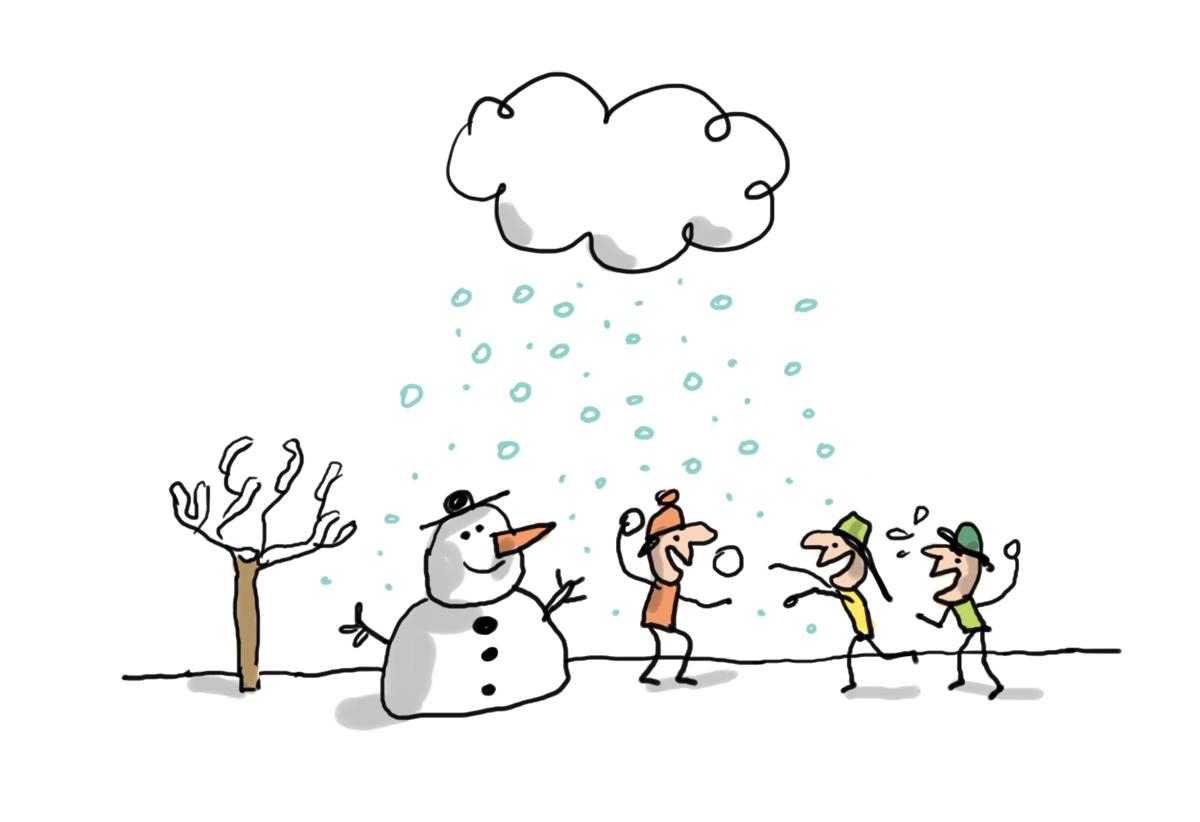 Comment la neige se forme-t-elle ? http://dlvr.it/RQNKLw
