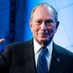 Image for the Tweet beginning: If Michael Bloomberg wins, here's