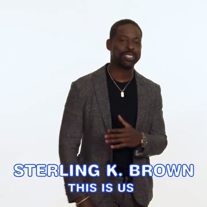 Everyone is so excited for #ANWJR to return this weekend, including @NBCThisIsUs star @SterlingKBrown!  New season of #ANWJR premieres SATURDAY at 7PM ET on @UniversalKids. 💪 @NBC