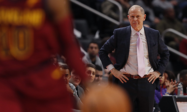 Former Michigan coach John Beilein resigns from Cleveland Cavaliers -- bit.ly/32ajJTf