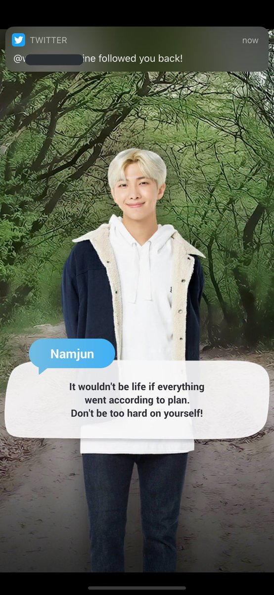 I like how BTS World giving us really good life advices this is what I signed up for 😌