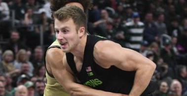 Michigan State-Nebraska game comes with Hoiberg family conflict. bit.ly/39I2cEy