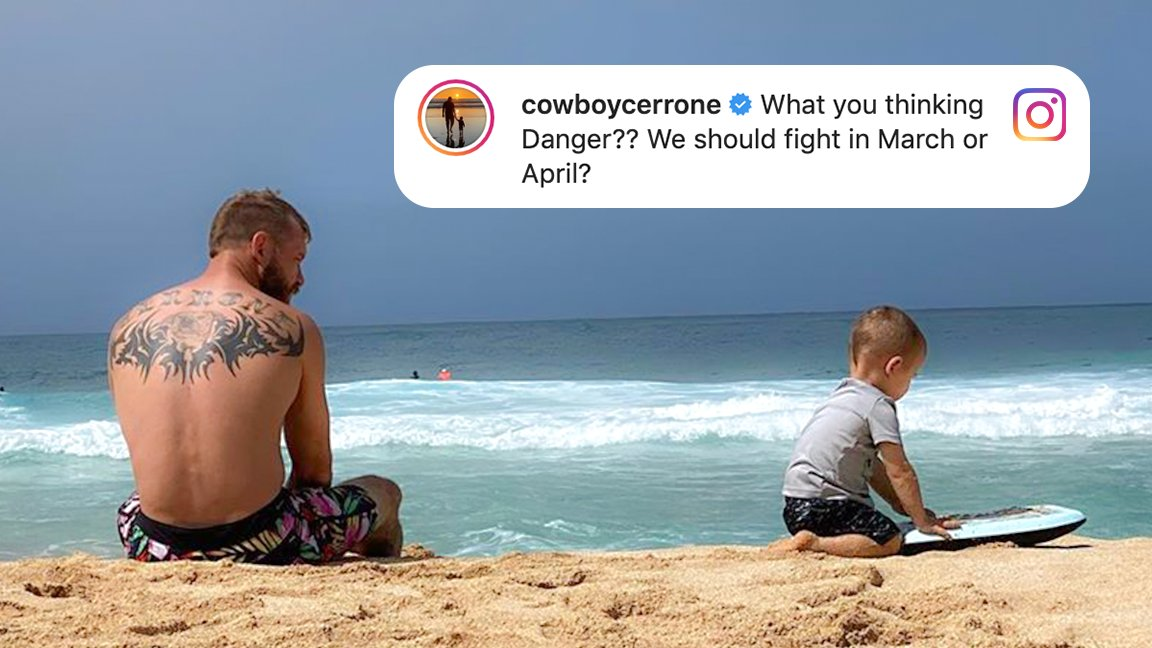 Cowboy's comeback could be close (via @Cowboycerrone)