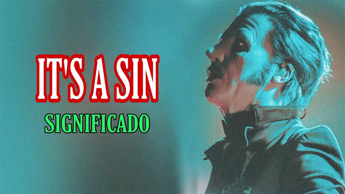 Es un pecado https://youtu.be/yRTSfsFHAcE #thebandghost #ghost #tobiasforge #cardinalcopiapic.twitter.com/N3ZiKJjtQm