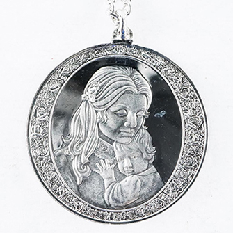 Estate Silver Necklace, Mother and Child Pendant 21.06grams https://auction.auctionnetwork.ca/Estate-Silver-Necklace-Mother-and-Child-Pendant-21-06grams_i36070239 … - Online Auction Wednesday February 19th, 2020 At 7:00 PM EST. Collector Estates | #Coins #Banknotes #Bullion #Art #Jewellery #SportsMemorabilia #Collectibles & More! #OnlineAuction #CoinAuctions pic.twitter.com/wOM1ZdiHDx