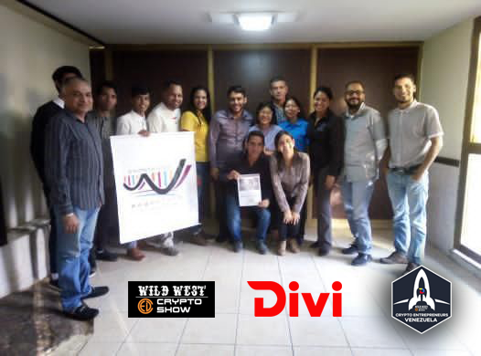 Another successful #Venezuela #Divi meetup in the books!   Together we go far 🚀