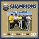 Image for the Tweet beginning: Team DiGiacomo wins the 30th