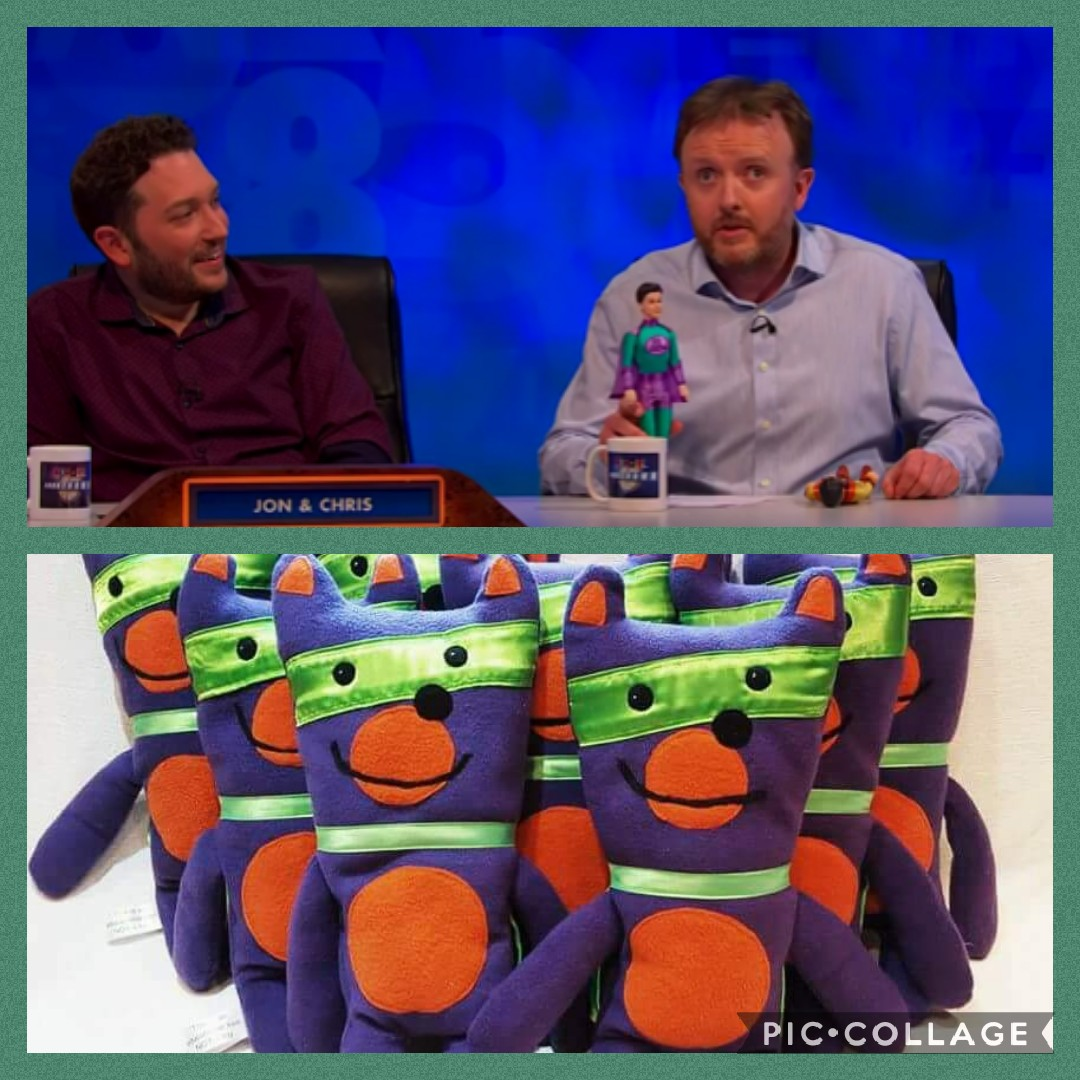 """We think @chrismccausland's mascot """"Carbon Monoxide Detector Man' on @8Outof10Cats looks similar to our own Safety Seymour mascot who is a super hero teaching children the dangers of Carbon Monoxide!  @COHomeSafety @CadentGasLtdpic.twitter.com/g5Qe5zOGYJ"""