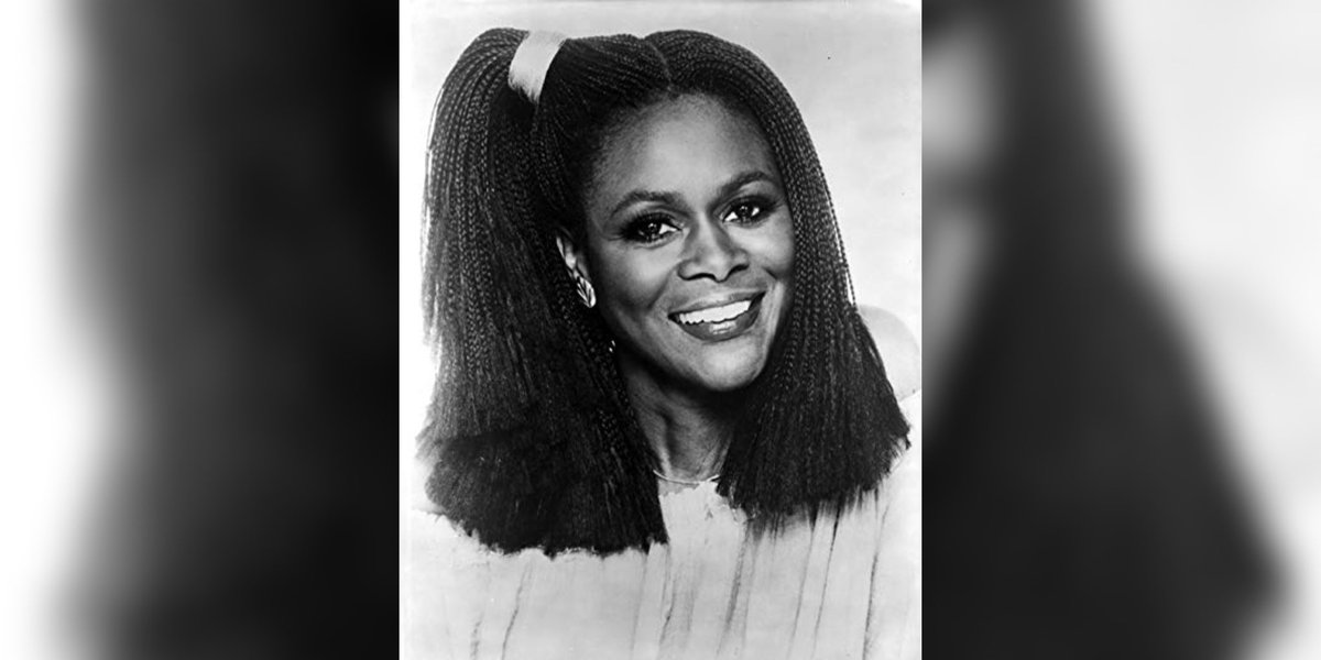 #CicelyTyson proudly wore her cornrows, braids, and natural hair and helped inspire the natural hair movement. Today we are fighting to give everyone the opportunity to rock their CROWN to work or school without fear of discrimination. Thank you, Ms. Tyson, for always showing up. pic.twitter.com/eezL7SsQbd