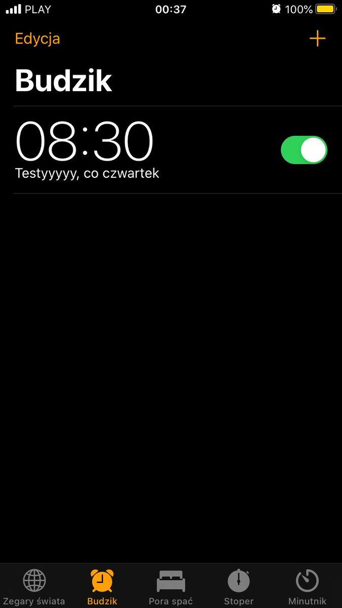 Takie budziki to ja szanuję i mogę ustawiać każdego dnia ❤️  #ElevenF1 #F1Testing #F1Test