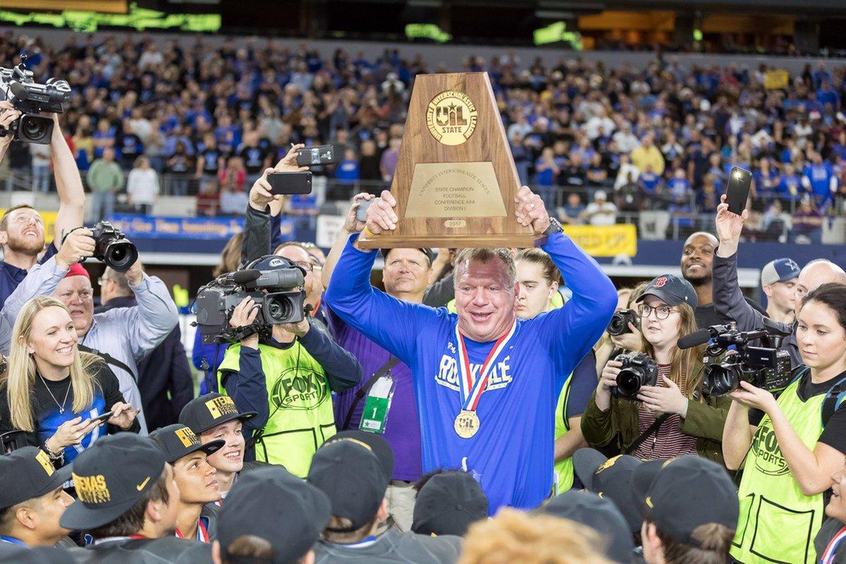 Congratulations Coach Miller! #BFND