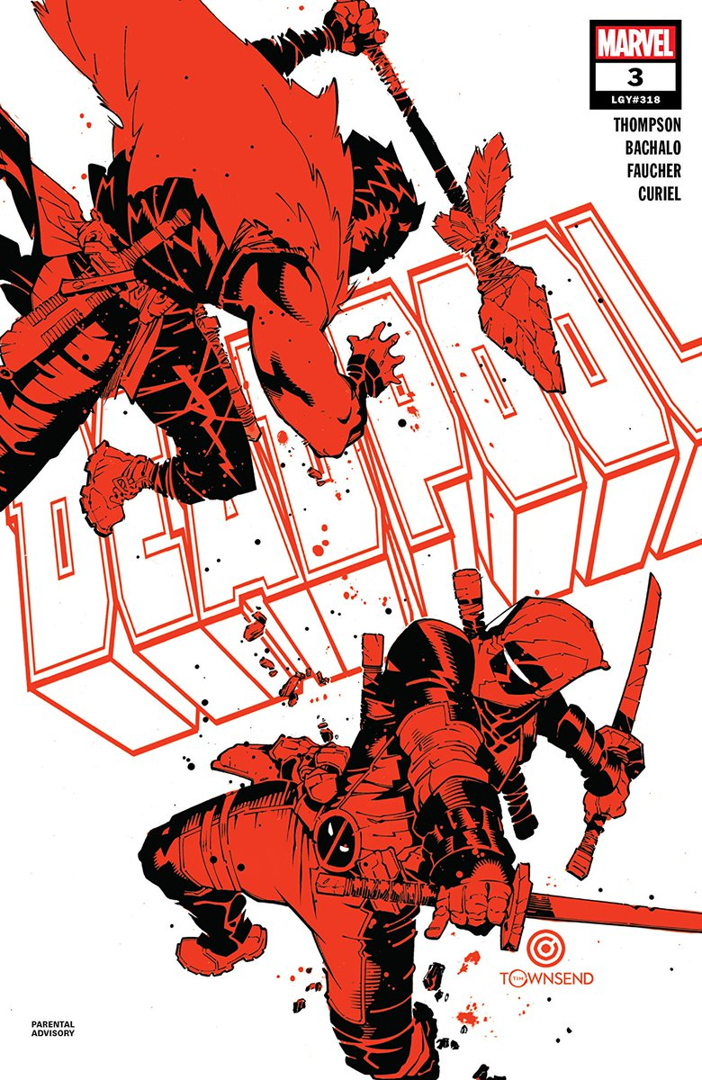 #Marvel's #Deadpool #2 by @79SemiFinalist, @ShadeX6, @Davcuriel, #WayneFaucher, @TimTdog10000, #AlVey, #JaimeMendoza, #Livesay, @JoeSabino, & #VictorOlazaba is one of the highlights of my week, & you can read my full review right here! - https://comicbook.com/comics/2020/02/19/new-comic-reviews-dc-marvel-image/#4…