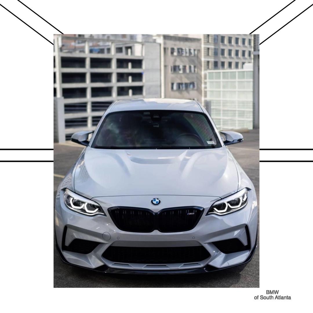 The BMW M2 Competition 😍🔥 . #TheM2 #BMW #M2 #BMWM #BMWMrepost @dr_m2sko . Schedule your test drive today ‼️ . #bmwsouthatlanta #bmw #bmwusa #luxurylifestyle #luxurycars