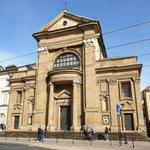 Image for the Tweet beginning: Kościół Nawrócenia św. Pawła, Kraków,
