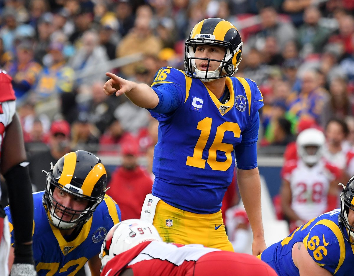 """The two """"7th place"""" teams from last season that would have made the playoffs under the new proposed format:- NFC: Los Angeles Rams (9-7)- AFC: Pittsburgh Steelers (8-8)"""
