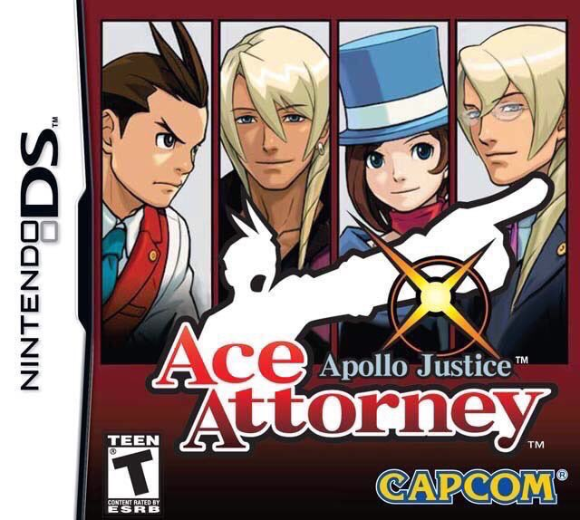Apollo Justice: Ace Attorney for DS was released on this day in North America, 12 years ago (2008)