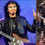 Image for the Tweet beginning: Tony Iommi Explains Why He