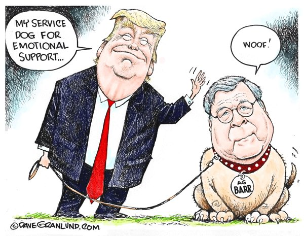 I think Barr is comforting being who he is...a stooge #BarrLies  #BarrMustResign<br>http://pic.twitter.com/6BLmgodVMi