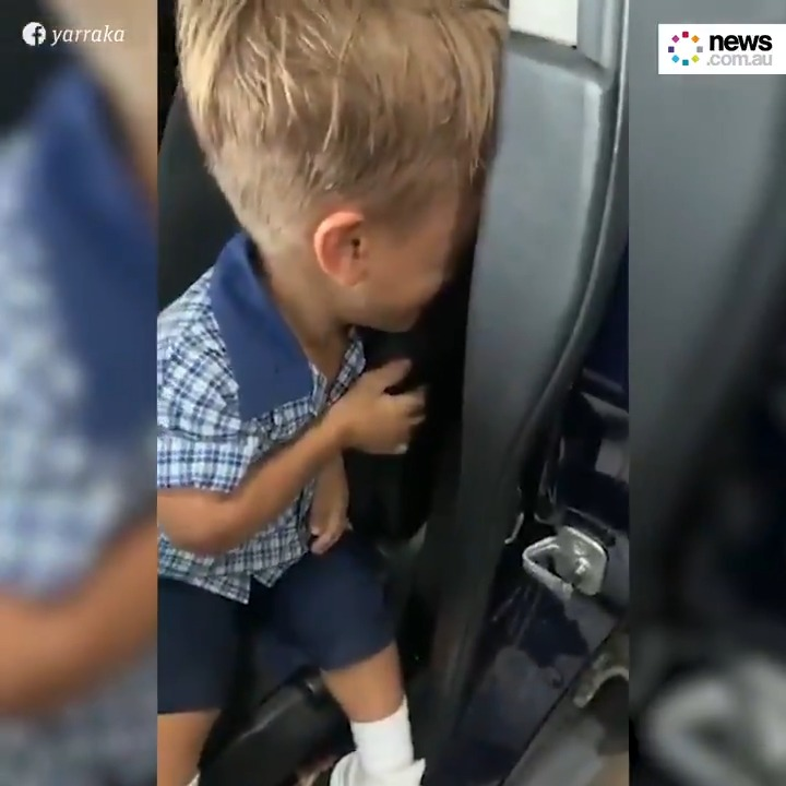 RT @newscomauHQ: An Aussie mum's strong message about bullying has gone viral and is breaking people's hearts. https://t.co/RBmLUBxtQf