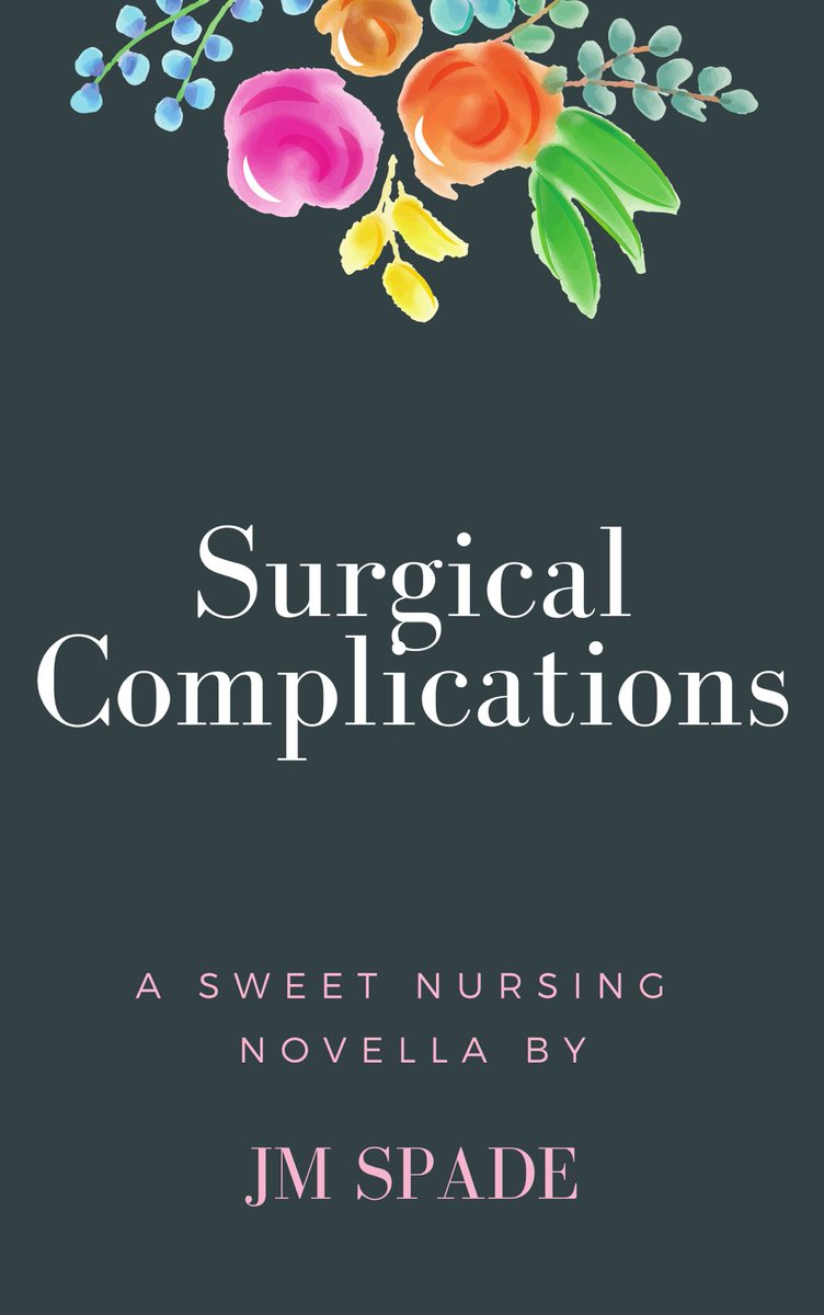Check out this #Sweet #Romance, Surgical Complications, for #FREE! What will Kelly do when she encounters mega-hot #RunningBack Hayden McPhee?  -> https://dl.bookfunnel.com/3wj48nf5cm pic.twitter.com/PYZMfCU4ae