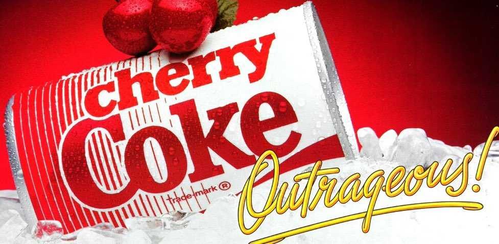 On this date in 1985 Coca-Cola introduced Cherry Coke in the US - not at company headquarters in Atlanta, but in New York City. What's your favorite flavor of Coke? #80s pic.twitter.com/0EZYlxYSel