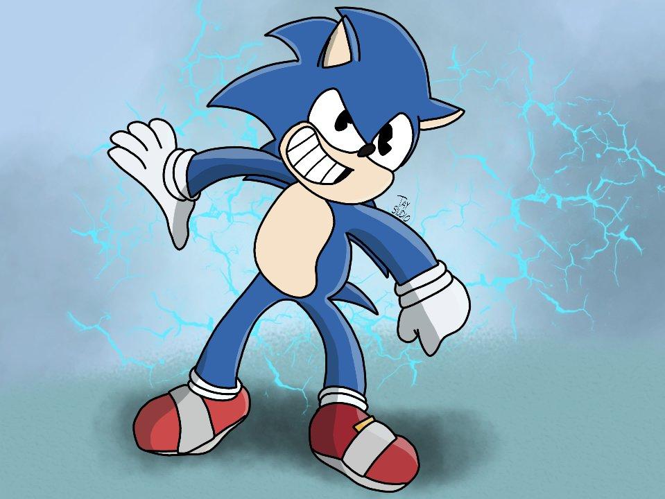 Decided to make some fanart for the new Sonic the Hedgehog Movie! #sonicthehedgehogmovie <br>http://pic.twitter.com/wKCSfWFnYz