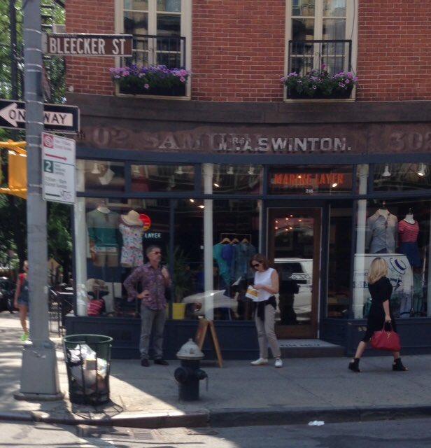 Bleecker Street, West Village #NYC