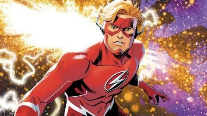 #DC just shook up their universe by bringing back... (𝙎𝙋𝙊𝙄𝙇𝙀𝙍𝙎) https://comicbook.com/2020/02/20/flash-forward-dc-brings-back-spoilers-universe-wally-west/…