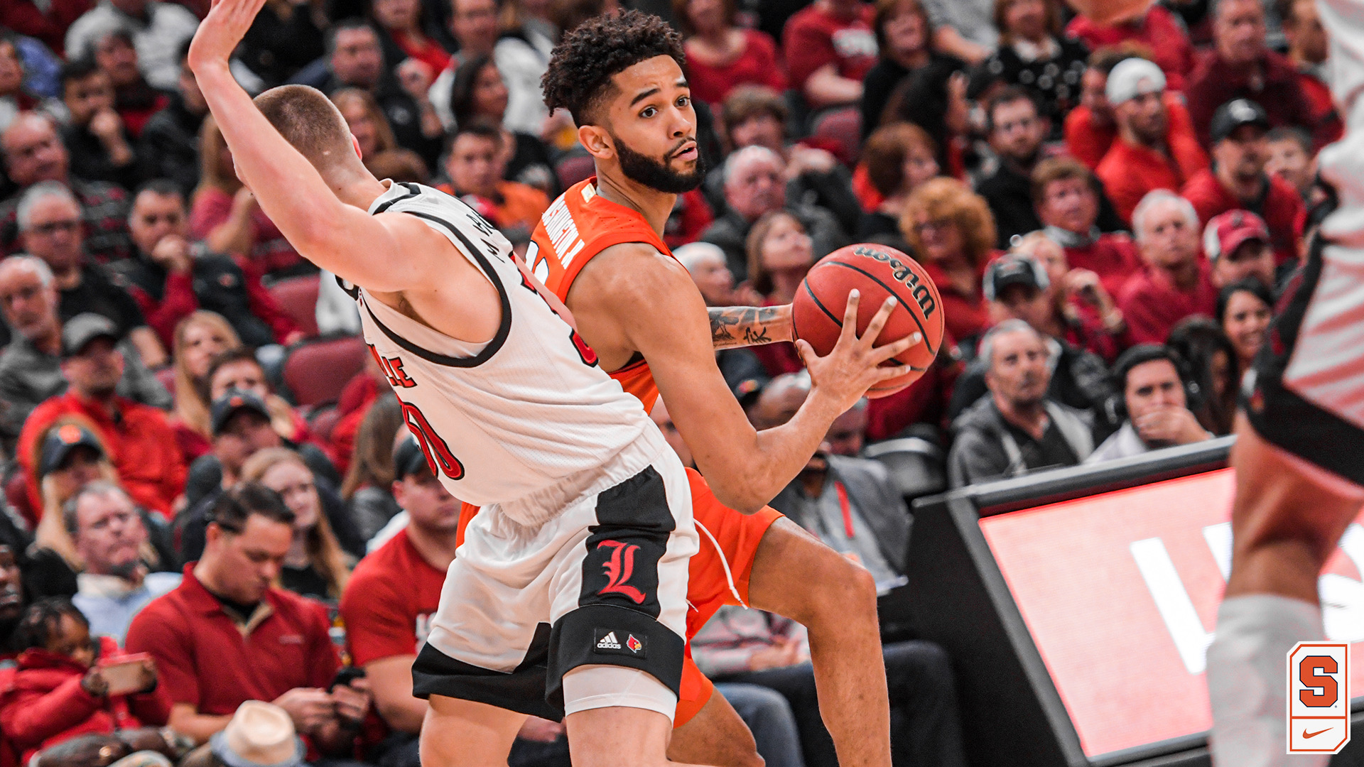 ORANGE GAME DAY: Syracuse hits the road to face Louisville tonight (preview & info)