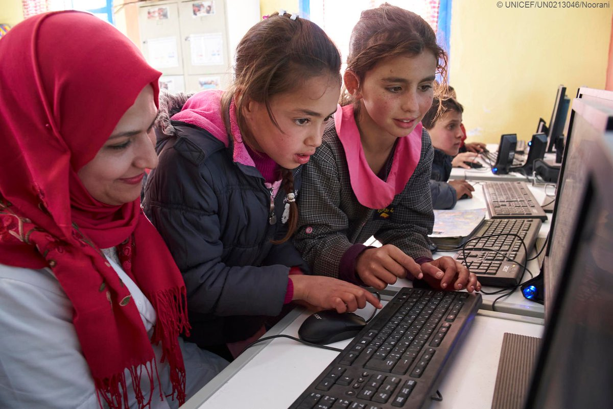 As we create online opportunities for children to learn, grow and develop, we must not lose sight of the need to keep them safe, every step of the way.