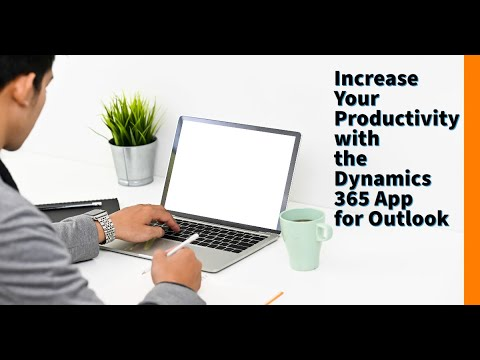 Watch this video to learn how #MSDyn365 works with #Outlook to increase productivity throughout the workday.  https://okt.to/JMa58c pic.twitter.com/JzSumyva0v