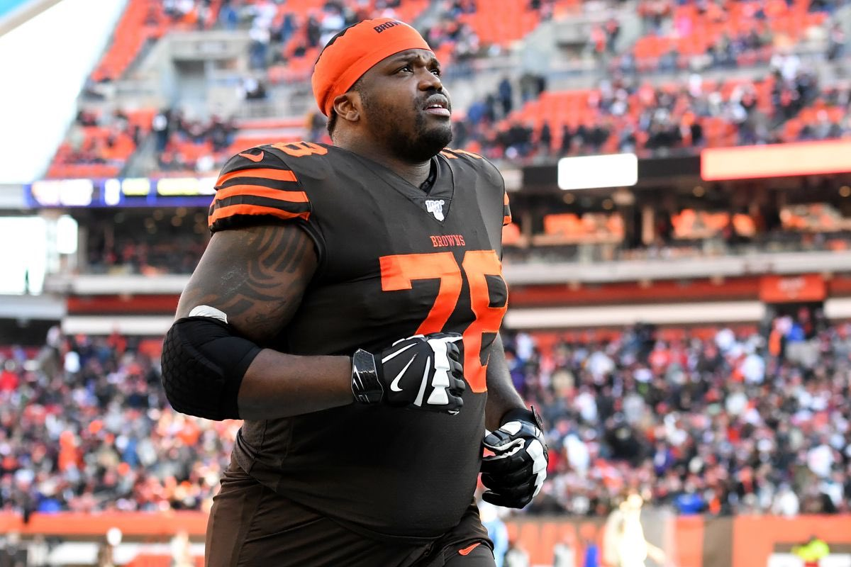 Cleveland Browns Lineman, Greg Robinson, Caught With 157 Pounds Of Marijuana Near Mexican Border