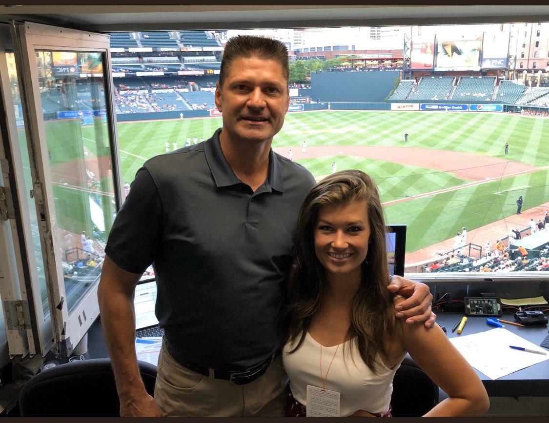 Congrats to @MelanieLynneN ....welcome to the @Orioles family! #Birdland #WeComin #LetsGeauxO's