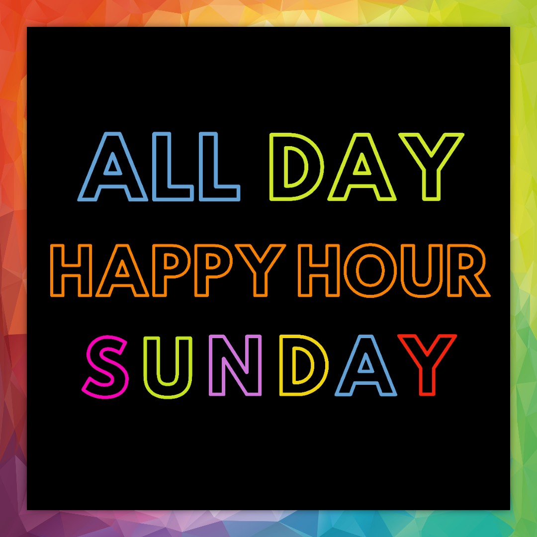 See you Sunday!  #victoriabccanada #victoria #yyj #yyjeats #instafood #happyhour #sundayfunday