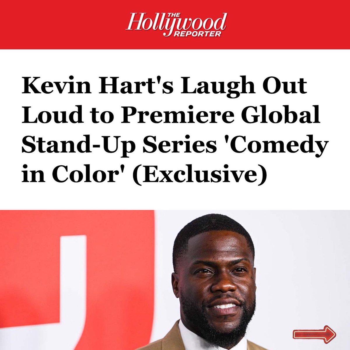 Quem é um ícone da comédia mundial? Quem? /// 🇺🇸 Who is an international comedy icon? 🙋🏻♂️ @THR