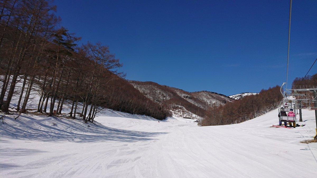 たか スキー ほ 場 オグナ
