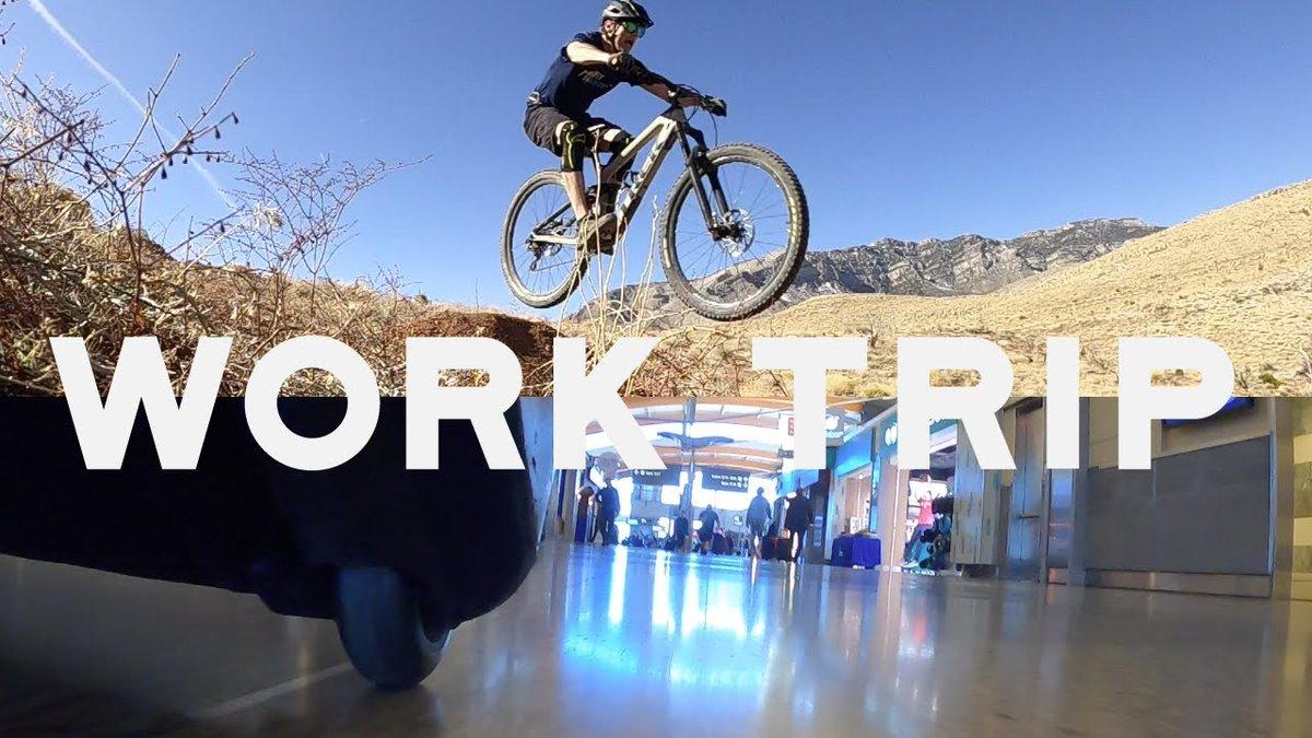 WORK TRIP - Las Vegas Mountain Biking in Red Rock Canyon. New video. #mtb #mountainbike #mountainbiking #mtblife #misfitmountain #singletrack #bluediamond #redrockcanyon #lasvegas #vegasmtb #latenightrailhead #3milesmile #desertmtb https://youtu.be/bReAJ5nDDlopic.twitter.com/QfiDpYtMFz