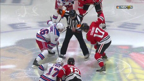 #NHLTicket #WNH We're BACK for period 2️⃣.  #NYRvsCHI   @NYRangers 1 @NHLBlackhawks 0  📺: NBCSN