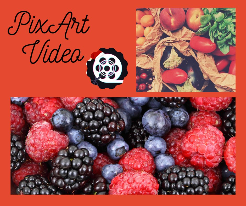 PixArt Video---Enjoy every moment in your life. #Videos #moment #lifestyle #fruits #blueberries #salad #food #photo #filter #app #tools