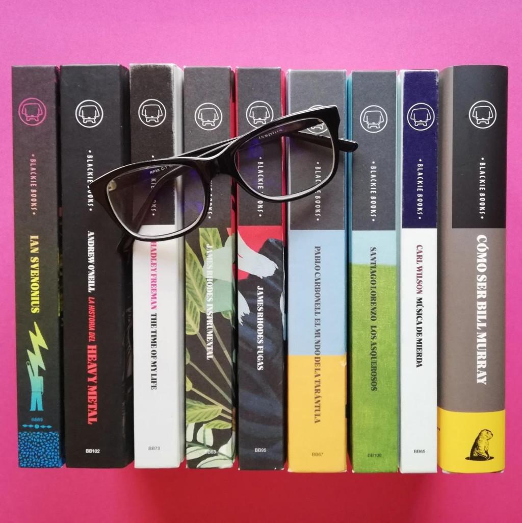 Hoy os cuento los libros que tengo de @BlackieBooks. ¡Me encantan las ediciones y los textos de esta editorial! #leoycomparto #reseñas #reseña #ultimaslecturas #blog #megustaleer #leeresvivir #lecturasrecomendadas https://soysilvestre.wordpress.com/2020/02/20/blackie-books/…pic.twitter.com/0DocKtjDk1