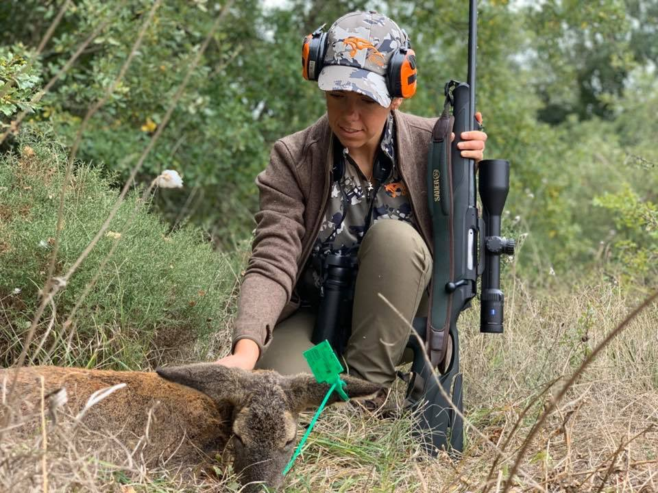 La caza es conservación y gestión de la naturaleza. 🦌😍 #corzas  @oncagear @zeisshunting_eu @sauer_rifles @sauer_usa @excopesa  #naturaleza #wildboar #ibex #picoftheday #huntingpic #caza #campo #cazamayor #hunt #hunter #huntress #hunting #buck #stalking #stalker #chasse #jagd