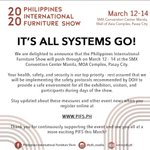 Image for the Tweet beginning: IT'S ALL SYSTEMS GO! Philippines