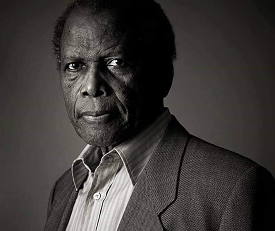 Mike Mooneyham On Twitter: &Amp;Quot;The Great Sidney Poitier Turns 93 Today. Happy Birthday Sir Sidney!… &Amp;Quot;