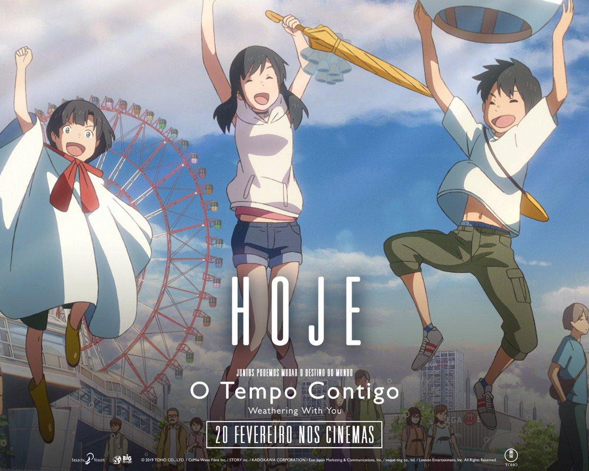 Hoje - Hina é uma rapariga muito especial que faz o sol brilhar. Conhece a história de #OTempoContigo. +info: http://ucicinemas.pt/Filmes/o-tempo-contigo… #Estreia #Cinema #Filmes #UCICinemas #OTempoContigopic.twitter.com/72nmFnrI9c